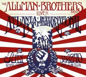 <i>Live at the Atlanta International Pop Festival: July 3 & 5, 1970</i> 2003 live album by The Allman Brothers Band