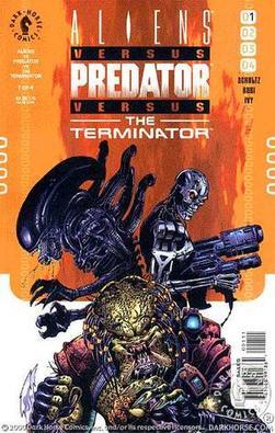 Aliens vs Predator Coloring Book For Kindle