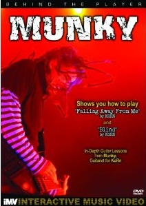 <i>Behind the Player: Munky</i> 2008 video by Munky