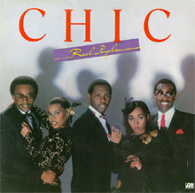 <i>Real People</i> (album) 1980 studio album by Chic