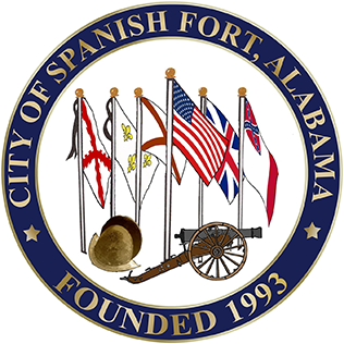 City of Spanish Fort, government seal.png