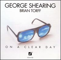 <i>On a Clear Day</i> (George Shearing album) 1980 studio album by George Shearing