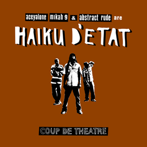 <i>Coup de Theatre</i> (album) 2004 studio album by Haiku DEtat