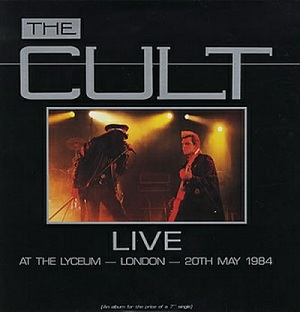 <i>Dreamtime Live at the Lyceum</i> 1986 live album by The Cult