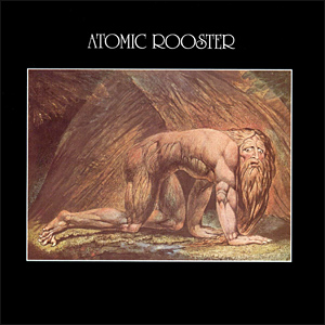 <i>Death Walks Behind You</i> 1970 studio album by Atomic Rooster