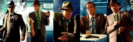 list of l.a. noire characters - wikipedia