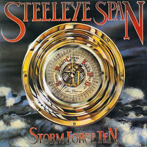 <i>Storm Force Ten</i> 1977 studio album by Steeleye Span
