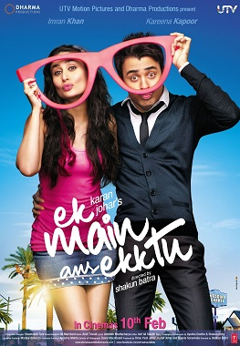 Watch Ek Main Aur Ekk Tu DVD Online Movie