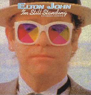 Image result for elton john im still standing