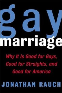 see Gay Marriage book
