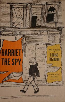 Jacket image, Harriet the Spy by Louise Fitzhugh