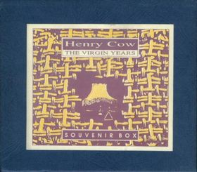 <i>The Virgin Years – Souvenir Box</i> 1991 box set by Henry Cow