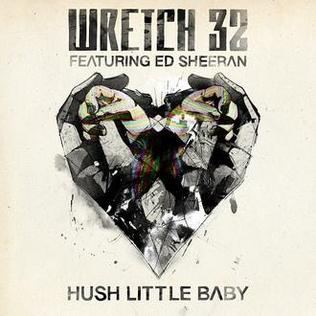Wretch 32 featuring Ed Sheeran — Hush Little Baby (studio acapella)