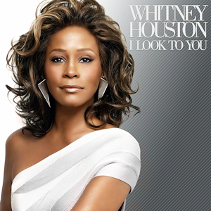 <i>I Look to You</i> 2009 studio album by Whitney Houston