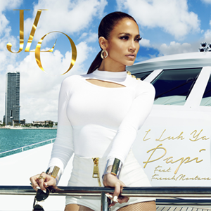 Jennifer Lopez featuring French Montana - I Luh Ya Papi (studio acapella)