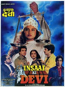 <i>Insaaf Ki Devi</i>