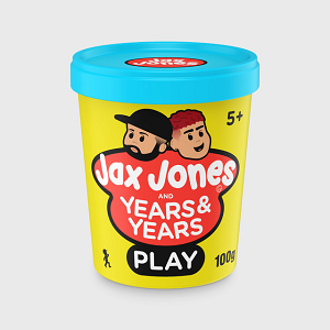 Jax Jones, Years & Years - Play (Visualiser) - YouTube