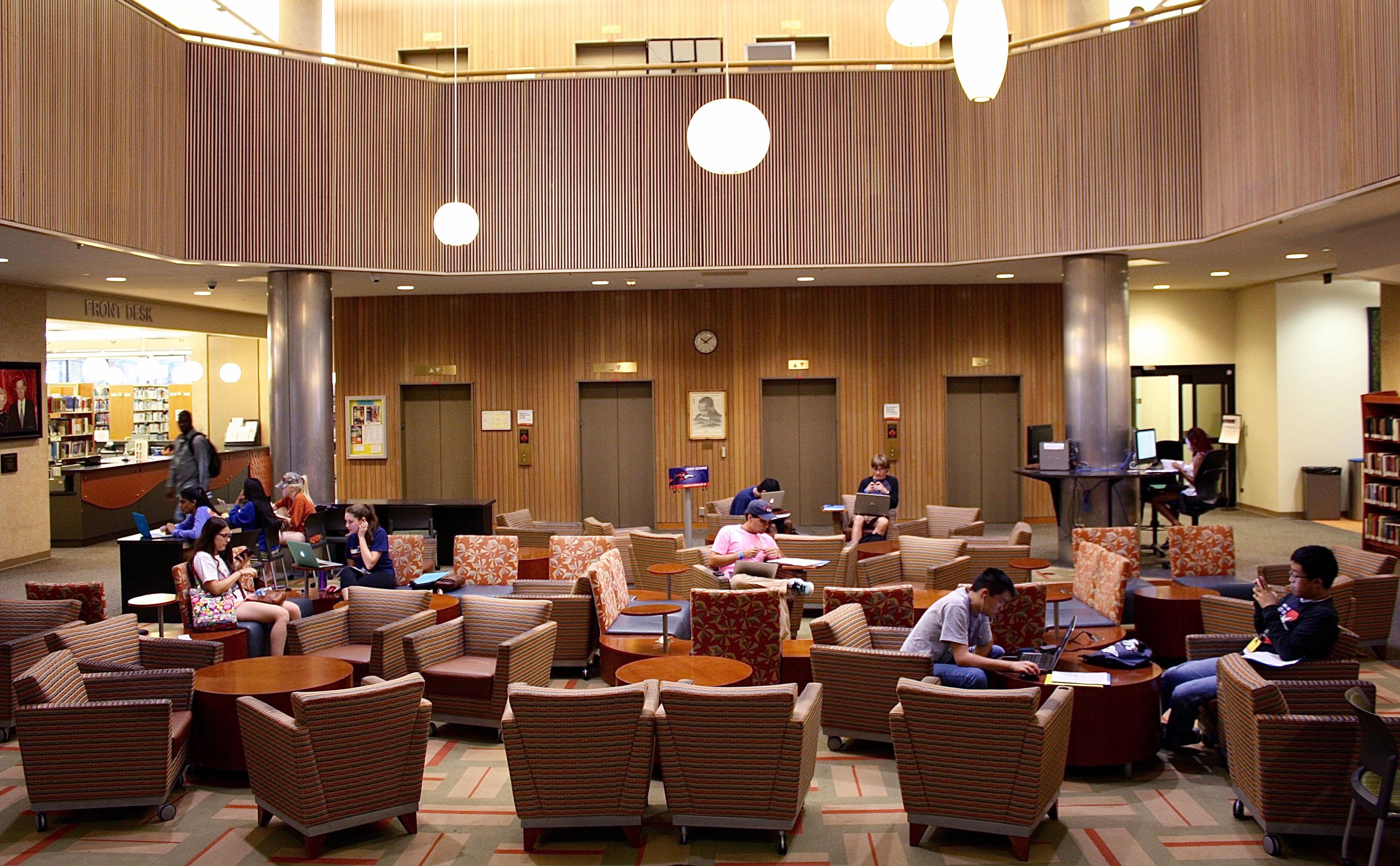 University Of Texas At San Antonio Libraries Wikipedia