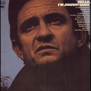 <i>Hello, Im Johnny Cash</i> 1970 studio album by Johnny Cash