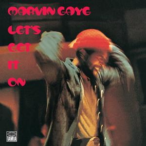 <i>Lets Get It On</i> Album by Marvin Gaye