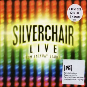 <i>Live from Faraway Stables</i> 2003 live album by Silverchair