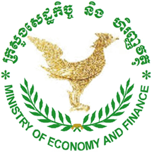 Image result for cambodia ministry of finance logo