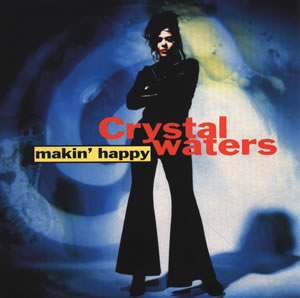 Crystal Waters — Makin' Happy (studio acapella)