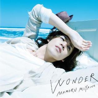 <i>Wonder</i> (Mamoru Miyano album) 2010 studio album by Mamoru Miyano