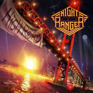 <i>High Road</i> (Night Ranger album) 2014 studio album by Night Ranger