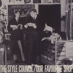The Style Council — Shout to the Top! (studio acapella)