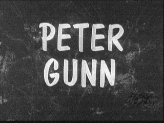 <i>Peter Gunn</i> American private eye television series created by Blake Edwards