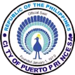 Official seal of Puerto Princesa