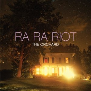 <i>The Orchard</i> (Ra Ra Riot album) 2010 studio album by Ra Ra Riot