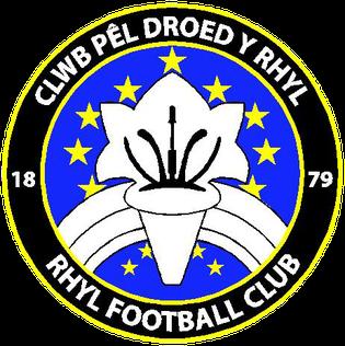 Rhyl F.C. Association football club in Rhyl, Wales