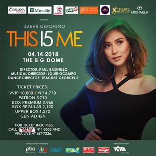 <i>This 15 Me World Tour</i> 2019 Filipino film