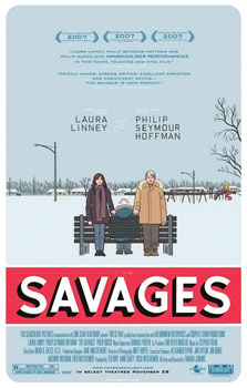 The Savages (2007) movie poster