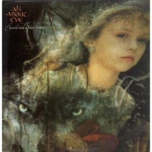 <i>Scarlet and Other Stories</i> 1989 studio album by All About Eve