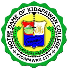 School seal of Notre Dame of Kidapawan College.jpg