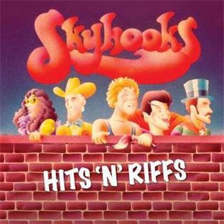 <i>HitsnRiffs</i> 2015 compilation album by Skyhooks