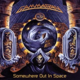 <i>Somewhere Out in Space</i> 1997 studio album by Gamma Ray