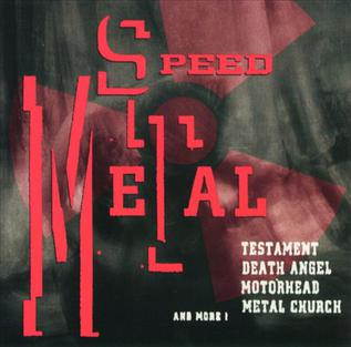 <i>Speed Metal</i> (compilation) 1991 compilation album by Various Artists