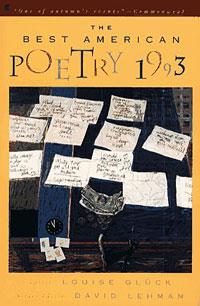 The Best American Poetry 2007 (The Best American Poetry) by Lehman, David