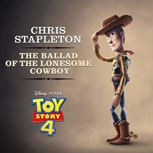 The Ballad of the Lonesome Cowboy song written and composed by Randy Newman and performed by Chris Stapleton