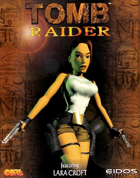 Image result for Tomb Raider 1996