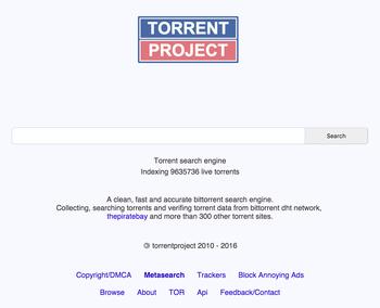 torrentproject se
