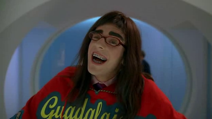 Image result for ugly betty THE LYIN, THE WITCH AND THE WARDROBE