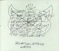 Warped (song) 1995 single by Red Hot Chili Peppers