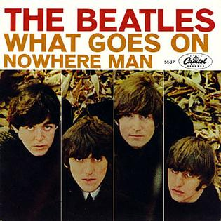 What Goes On (Beatles song) original song written and composed by Lennon-McCartney-Starkey