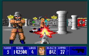 Wolf3d pc Wolfenstein 3D Turns 20, Free Version Released