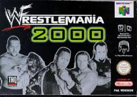 Picture of a game: Wwf Wrestlemania 2000